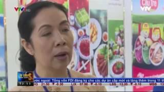 Ban tin tai chinh kinh doanh VTV1 thi truong tet 2017