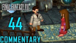 Final Fantasy VII Walkthrough Part 44 - Ifalna, Professor Gast & Hojo's Story: Icicle Inn