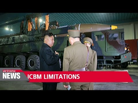 North Korea facing difficulty developing ICBM re-entry technology: NIS