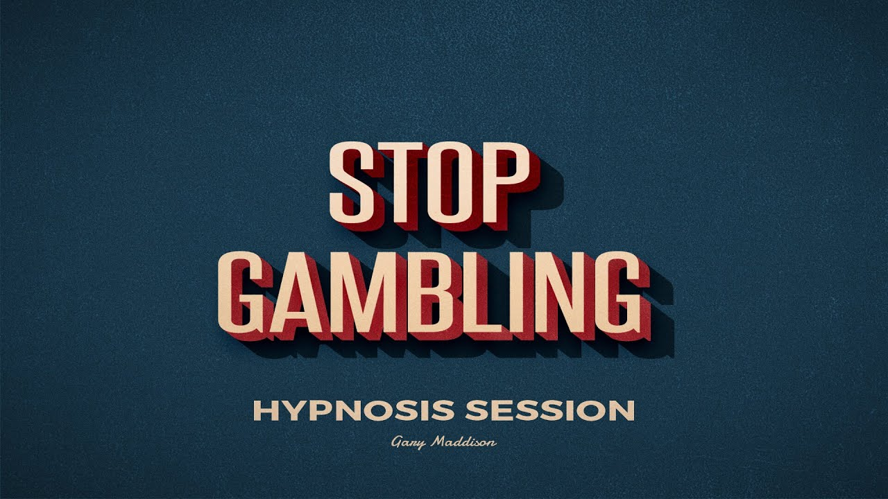 Hypnotherapy gambling does work proctor and gamble salary