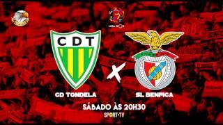 Tondela 0-2 SL Benfica - Relato dos Golos - Antena 1