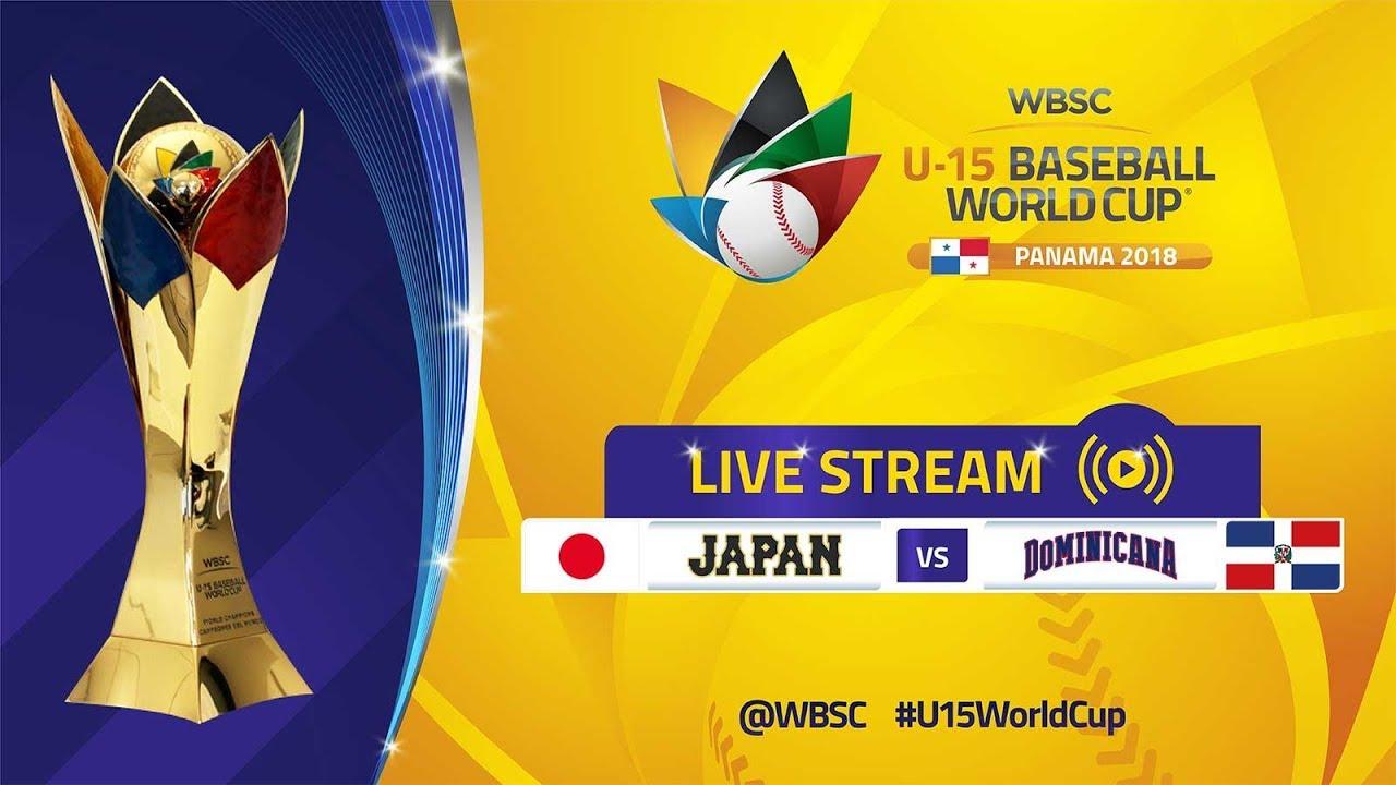 Japan v Dominican Rep - U-15 Baseball World Cup 2018