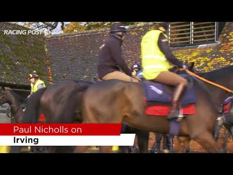 Paul Nicholls on some old favourites