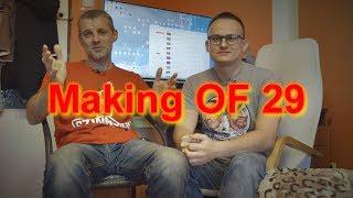 Making OF - Odcinek 29 (Płaska Ziemia, Wkręt)