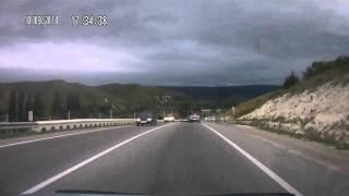 Дорога Пятигорск - А-157 - Кисловодск