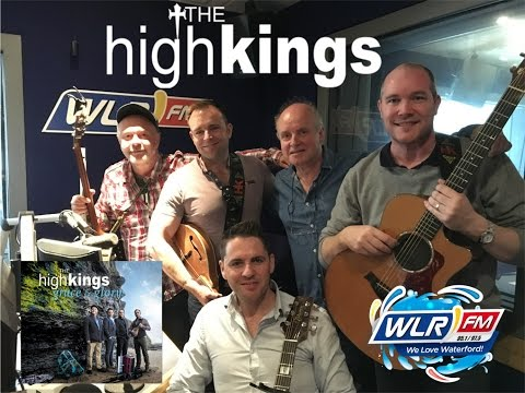 The High Kings on WLR FM