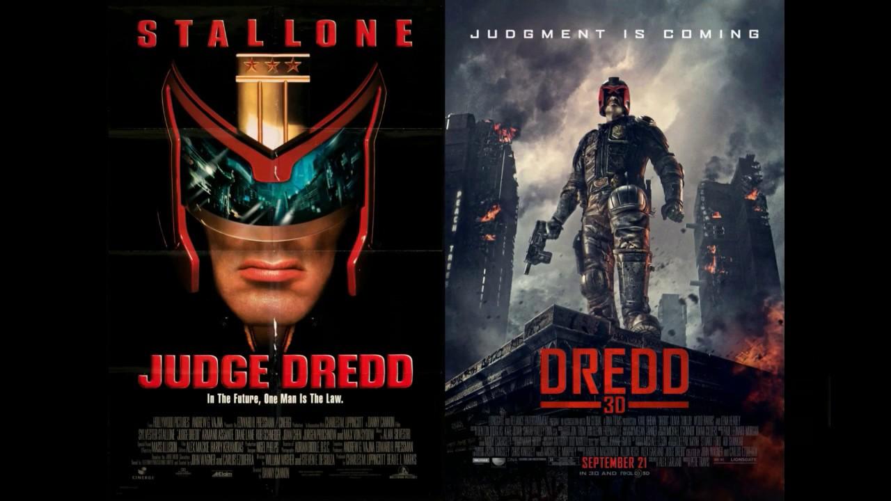 Dredd El Juez Del Apocalipsis