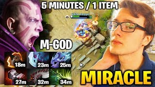 MIRACLE ANTI MAGE 5 MINUTES Per ITEM -- FARMING MACHINE