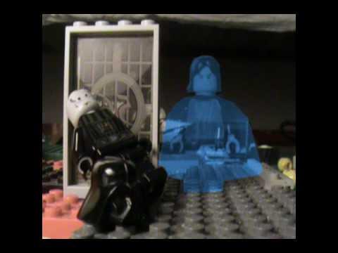 Lego ghost test youtube - Lego star wars anakin ghost ...