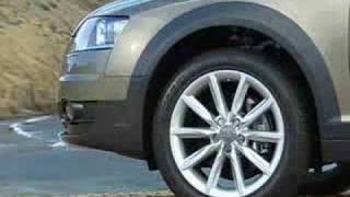 Audi A6 Allroad QUATTRO Video