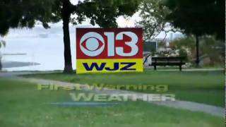 WJZ in Up Up Away Hot Air Balloon Company