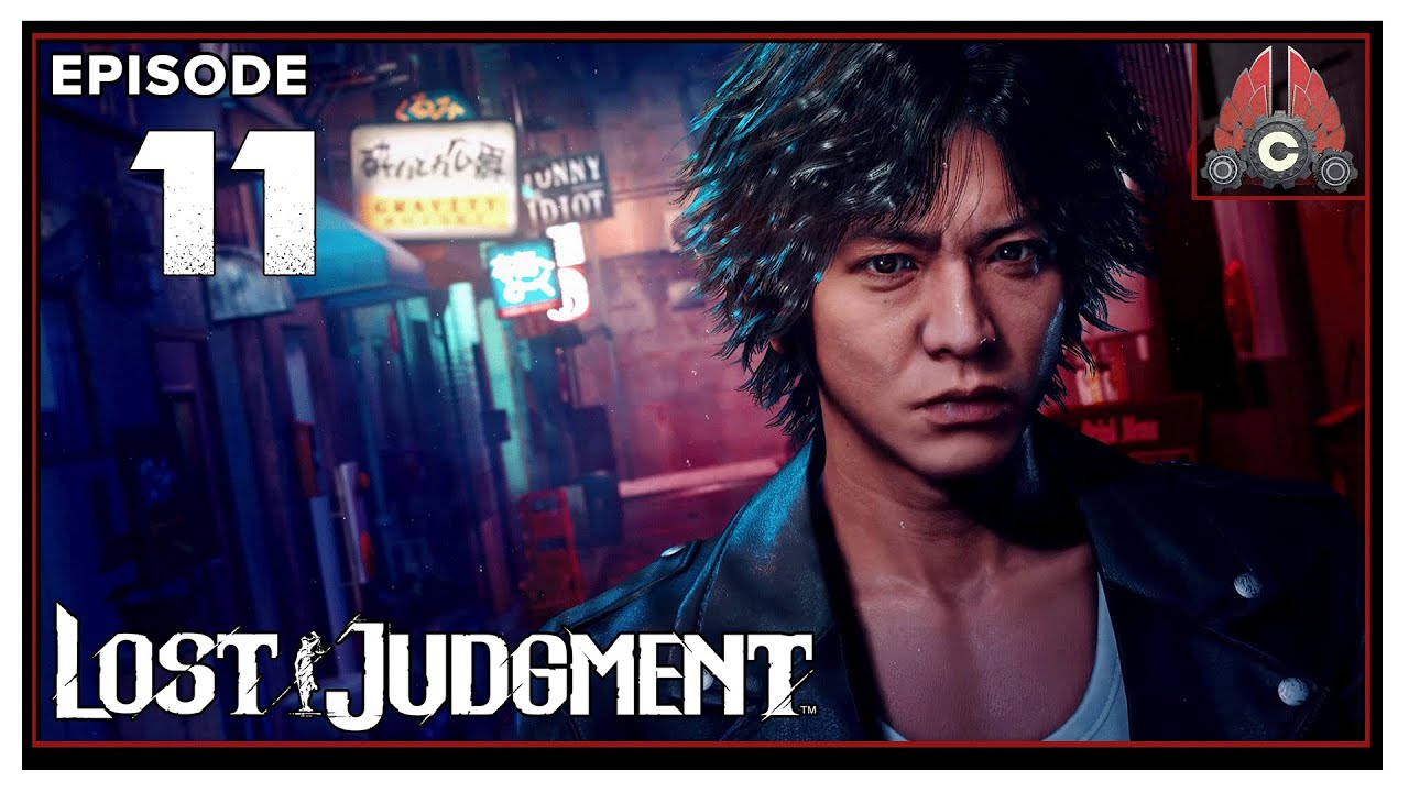 CohhCarnage Plays Lost Judgment (Thanks Ryu Ga Gotoku For The Key) - Episode 11