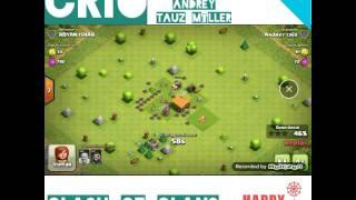 Replays de ataques-Clash of clans