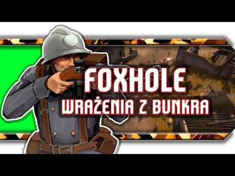 🔥 Foxhole / Wersja Steam! / Gameplay 1440p