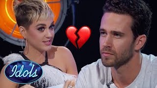 KATY PERRY Breaks Her OWN HEART! Is Dumping Trevor Holmes A Mistake?!American Idol 2018 Idols Global