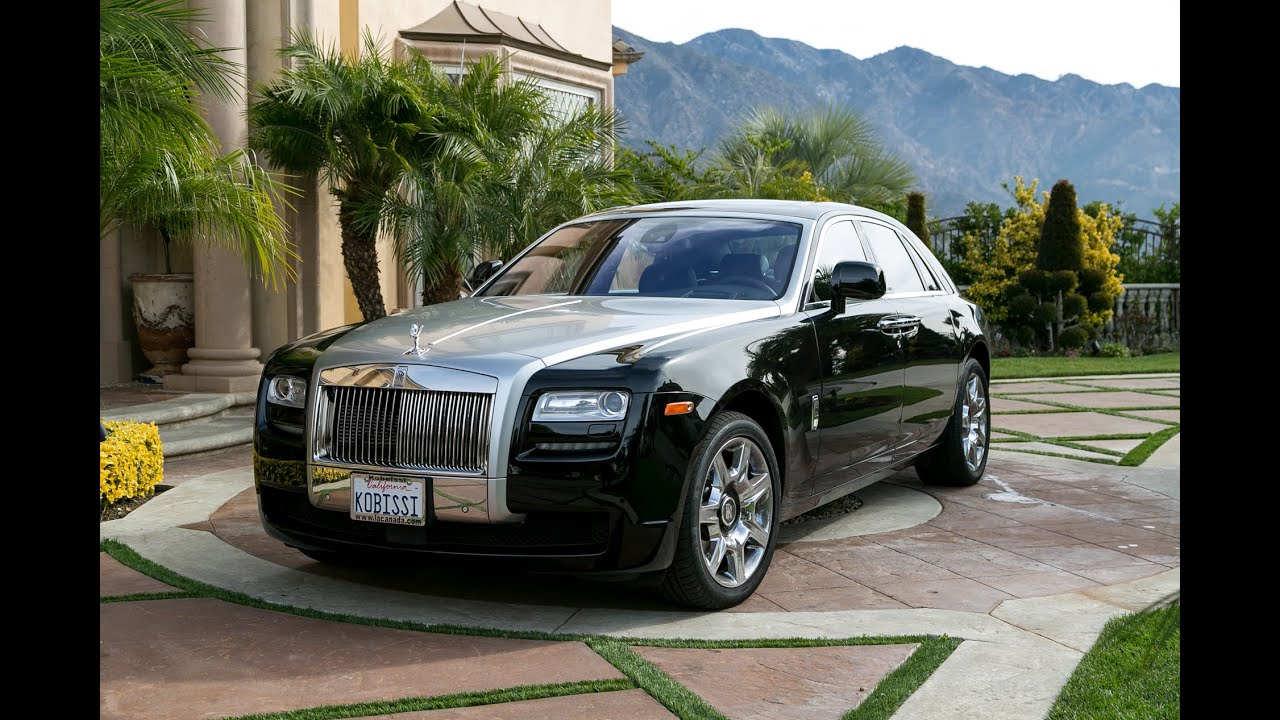 Private Collection Auto Care Rolls Royce Ghost Detail