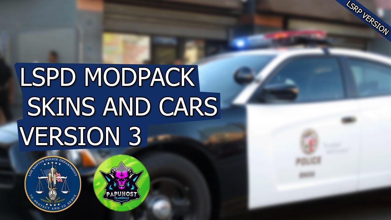 Download GTA:SA - [REL] MODPACK LSPD SAMP VERSION 3   IVF   PATROL UNIT AND SWAT   LAPD BASED