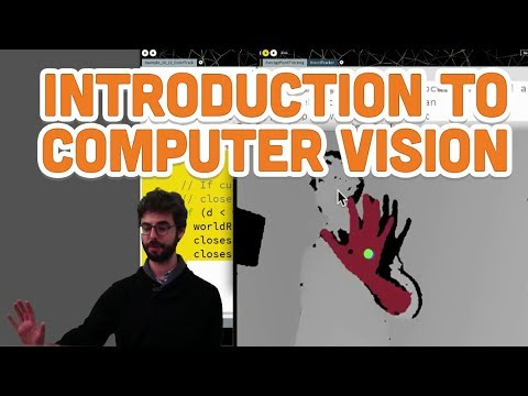 Processing Tutorial - 16.2 Introduction to Computer Vision