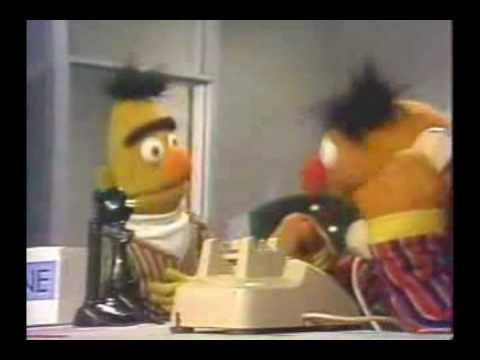 Ernie and Bert - Because i got high (hilarious)