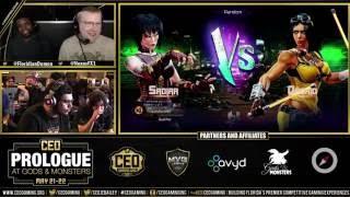 CEOPROLOGUE 2016 KI Grand Finals - Mister J vs Gnarly Feats