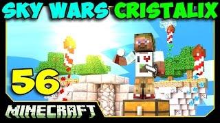 ч.56 - Очень хитрый план))) - Minecraft Sky Wars