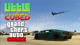 Little and Cubed: In-flight flight! - GTA Online