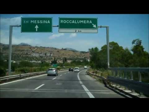 Motorway to Messina - Sicily to Ukraine part six