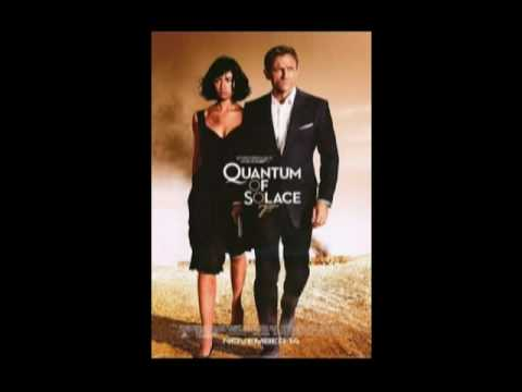 Quantum of Solace soundtrack- I never left