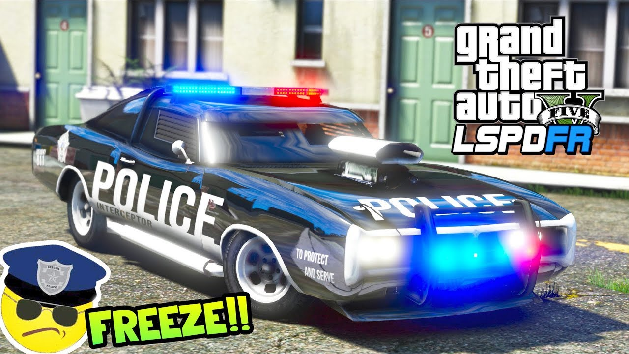 GTA 5 Mods - Cop LOSES His Cool!! (LSPDFR Gameplay)