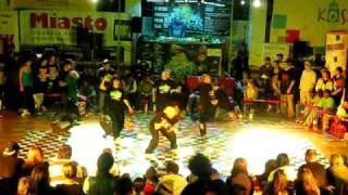 Black Streets Koszalin 2011 - Crews Show - Enzym Crew