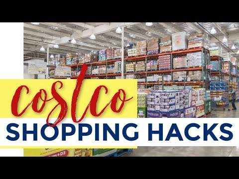 Costco Shopping Tips You Need to Know!