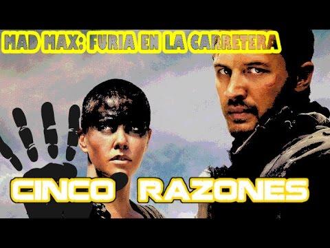 MAD MAX: FURIA EN LA CARRETERA (2015) - CINCO RAZONES PARA NO PERDÉRTELA - KYMVENGE - GAME IT