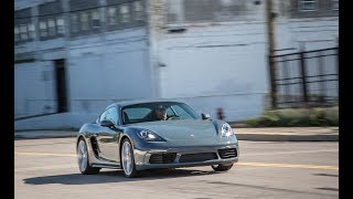 Overview Rating 2017 Porsche 718 Cayman S System Driving