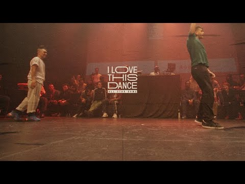 KIDDY vs ROBOZEE | I LOVE THIS DANCE ALL STAR GAME 2018