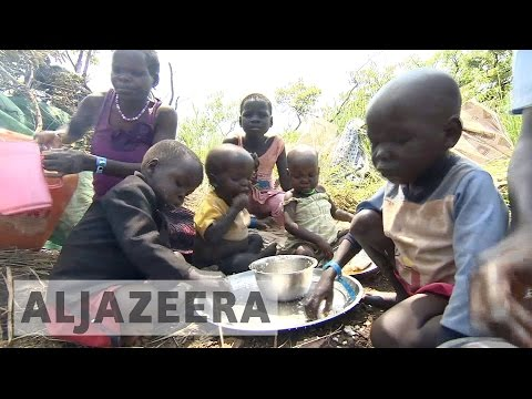UN feels strain of South Sudan refugees' flow into Uganda