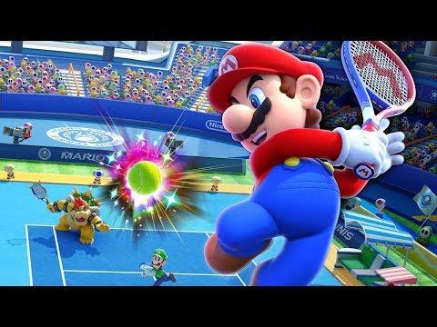 Super Mario Adventskalender Folge 14: [Maro Tennis Ultra Smash]