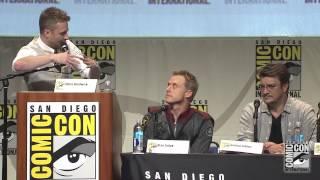 Comic Con 2015: Alan Tudyk Explains the Origin of Con Man
