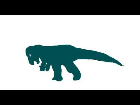 MDF-Daspletosaurus vs Pachycephalosaurus