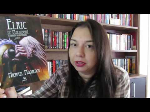 Livros Editora Generale | Solomon Kane | Elric Melniboné | Conan |George Lucas blog leitura mania