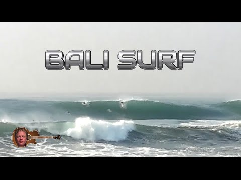 Heavy Waves Pound Keramas Oct. 24th 2019 - Surfers of Bali, Indonesia