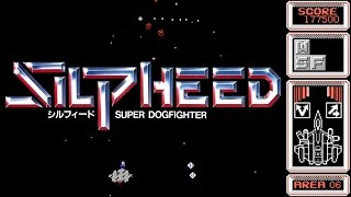 Silpheed - Japanese space shooter ported in the US by Sierra On-Line