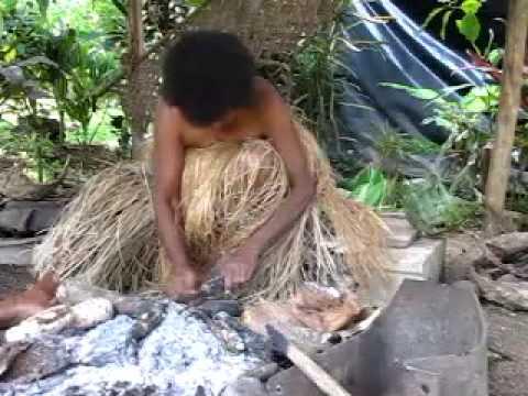 Leweton Culture Village, Espiritu Santo, Vanuatu 2009