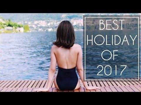 Best Holiday of 2017: Lake Como |TRAVEL VLOG