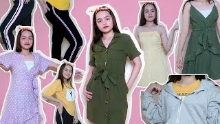ZAFUL Try-On Clothing HAUL (affordable yet good quality?!) Philippines | Monica Garcia ♡