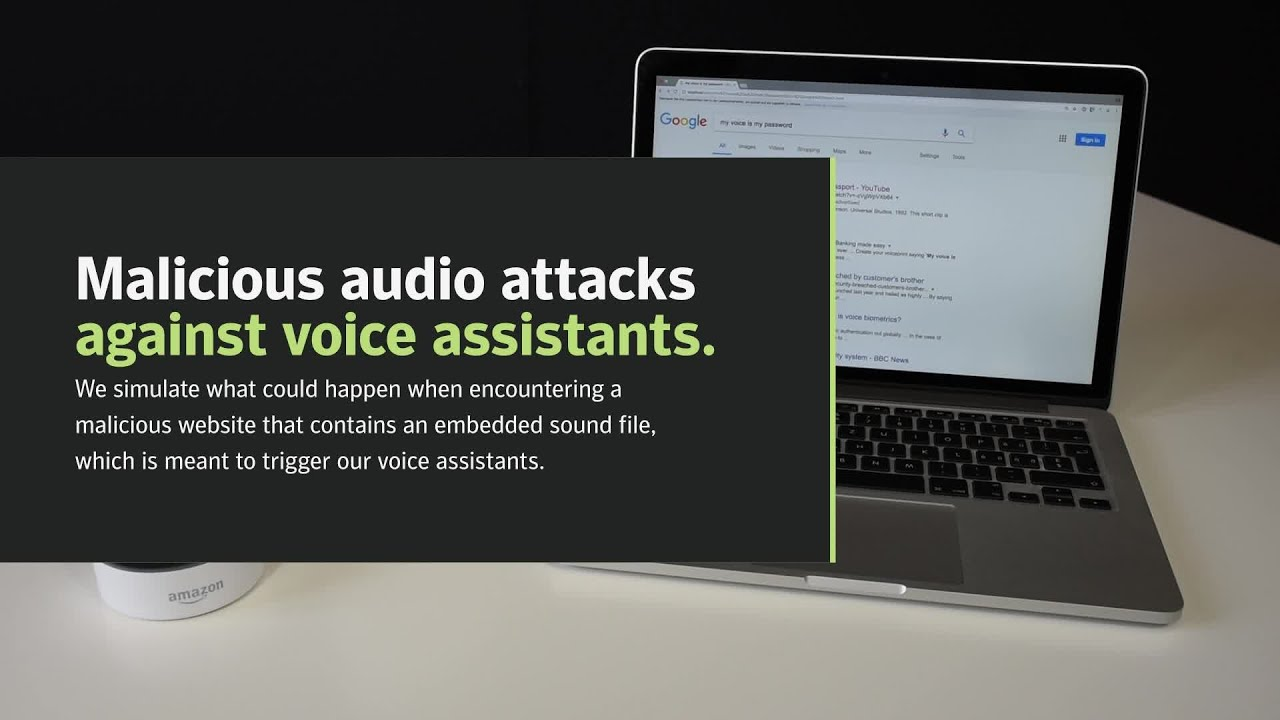 Everything You Need to Know About the Security of Voice-Activated