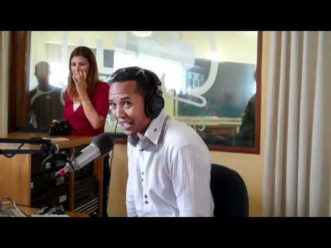 Wilmington Celebration Choir on CCFM Radio, Cape Town, South Africa