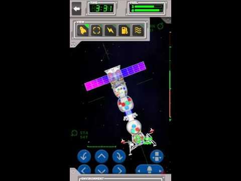 N1 rocket & LOK lander