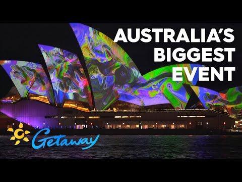 Guide To Vivid Sydney | Getaway 2019