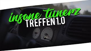 🌍 Insane Tunerz treffen 1.0 | Car Porn Series | Sony a7sii - Vlog Deutsch