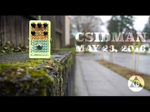 CSIDMAN by Catalinbread